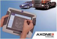 Диагностика грузовых автомобилей Axone 3 Mobile