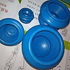 Масажні резинові вакуумні банки 4 шт  резиновые массажные вакуумные банки, фото 2