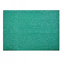 Набір Фетр м'який з гліт., зелений, 21 * 30см (10л) Santi