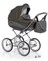 Детская коляска универсальная 2 в 1 Roan Emma E-77, 12 дюймов (Роан Эмма, Польша)