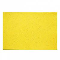 Набір Фетр м'який з гліт., жовтий, 21 * 30см (10л) Santi