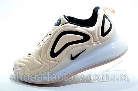 Женские кроссовки в стиле Nike Air Max 720, Sunset (Персиковые), фото 2