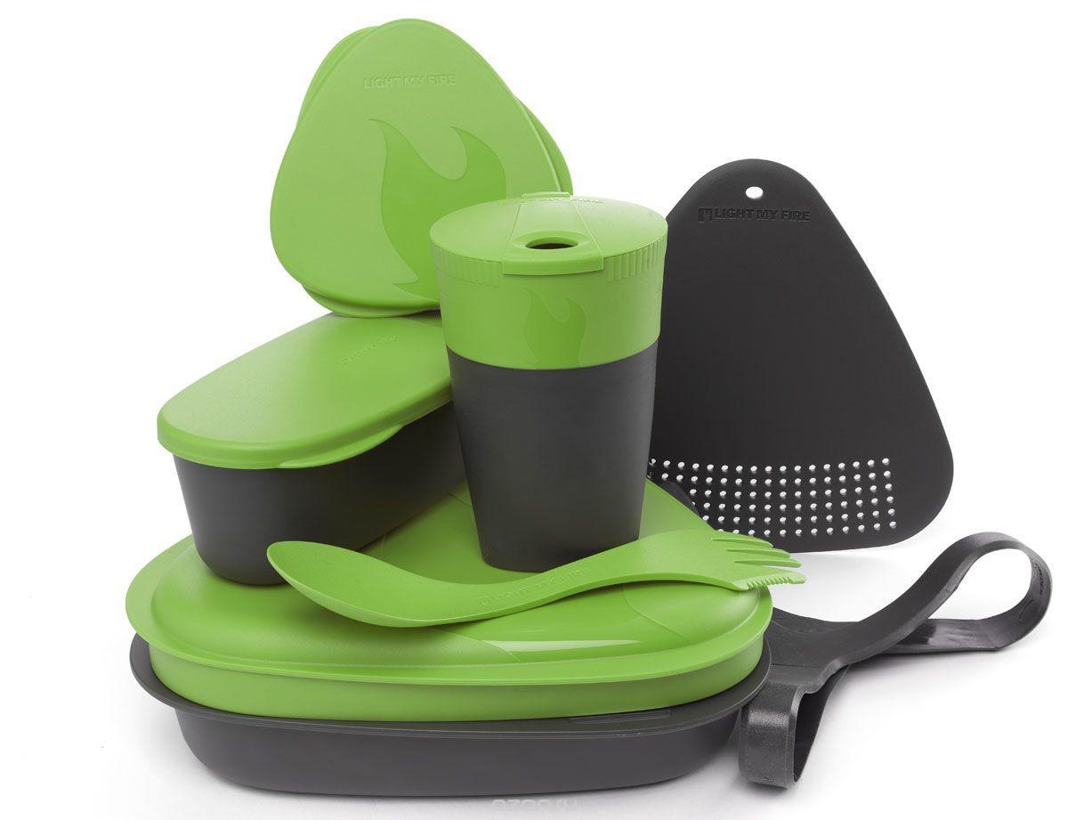 Набор посуды турист. MealKit 2.0 Green 41363310
