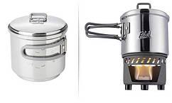 Набор для приготовления пищи Esbit Cookset CS585ST (3 предмета)