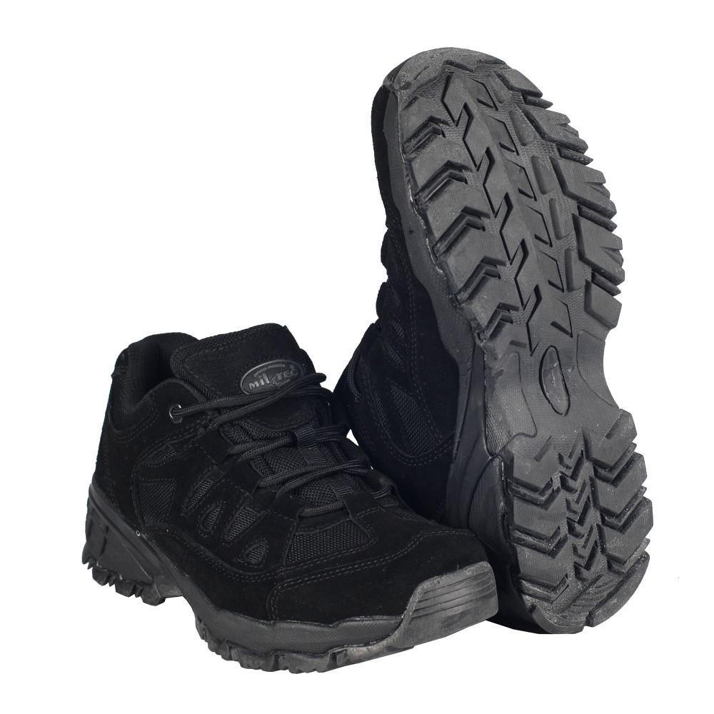 Тактические кроссовки MilTec Trooper Squad 2.5 Black 12823502