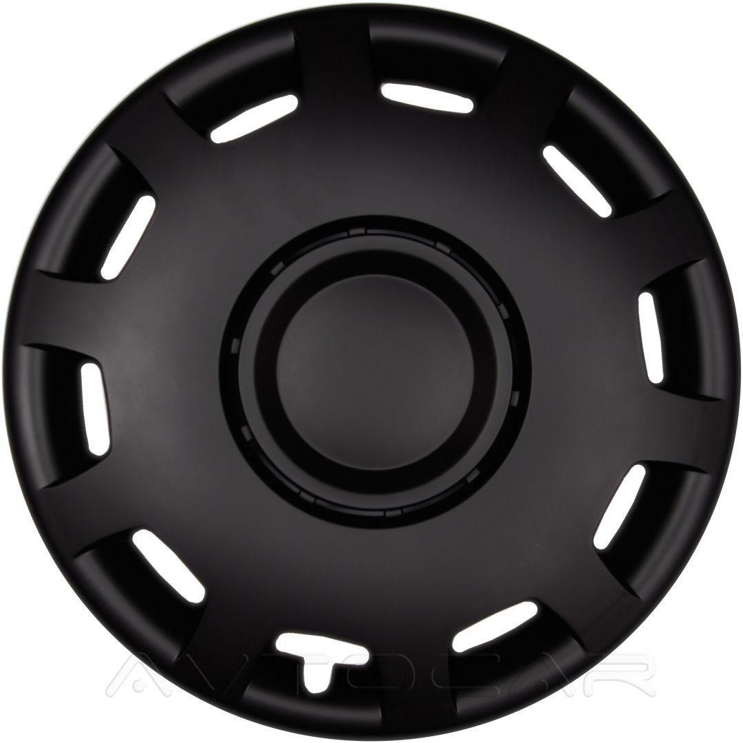 Колпаки колесные GRANIT радиус R13 4шт Olszewski Черный