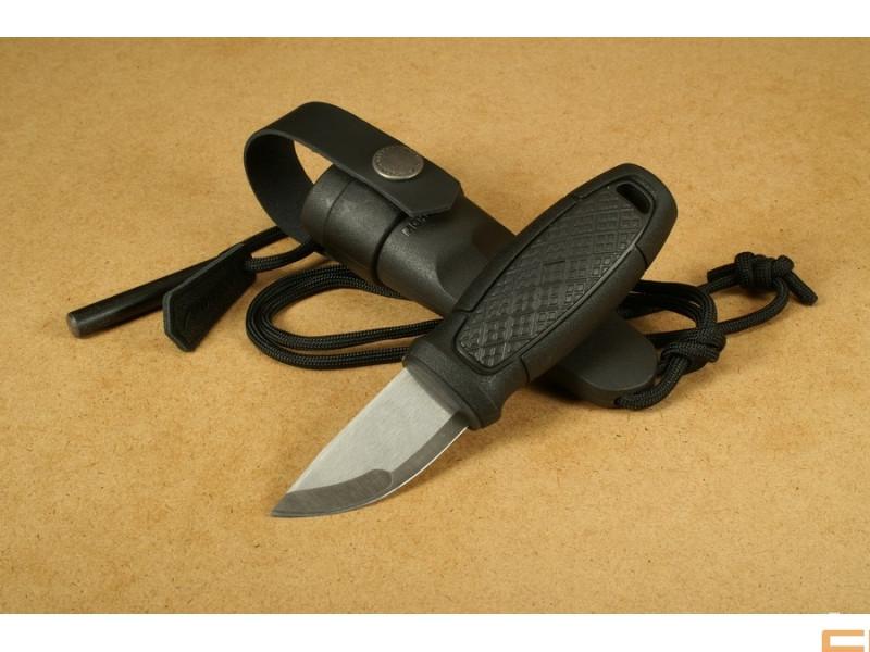 Нож Morakniv (мора) Eldris Colour Mix 2.0 Black (12629)