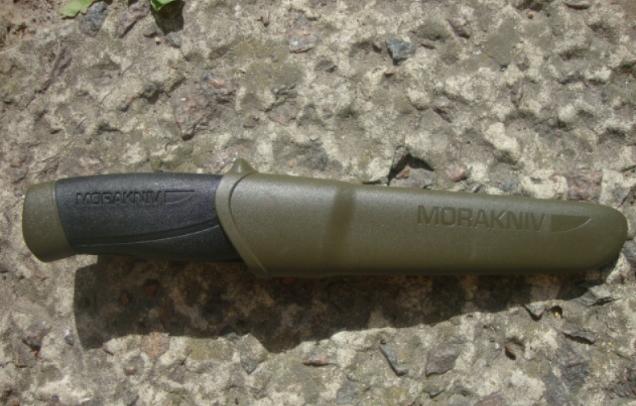 Нож Mora Companion Heavy Duty Mg 11746