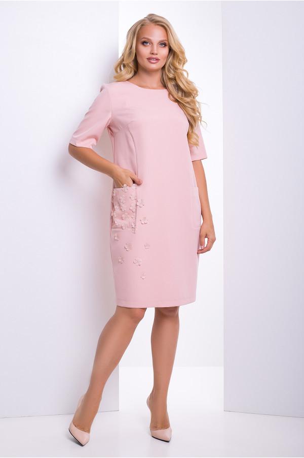 Нарядное платье с 52 по 56 размеры