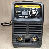 Акция! Сварочный аппарат Kaiser MMA-300 HOME LINE в Кейсе + Маска Хамелеон, фото 5