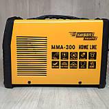 Акция! Сварочный аппарат Kaiser MMA-300 HOME LINE в Кейсе + Маска Хамелеон, фото 6
