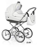 Детская коляска универсальная 2 в 1 Roan Emma E-80, (Роан Эмма, Польша)