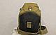 Тактическая - штурмовая универсальная сумка Silver Knight на 9 литров с системой M.O.L.L.E Coyote (098 песок), фото 2