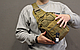 Тактическая - штурмовая универсальная сумка Silver Knight на 9 литров с системой M.O.L.L.E Coyote (098 песок), фото 5