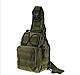 Тактическая - штурмовая универсальная сумка Silver Knight на 9 литров с системой M.O.L.L.E Olive (098 олива), фото 3