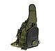 Тактическая - штурмовая универсальная сумка Silver Knight на 9 литров с системой M.O.L.L.E Olive (098 олива), фото 4