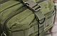 Тактический (городской) рюкзак Oxford 600D с системой M.O.L.L.E 40 л. Olive (ta40 олива), фото 10