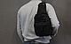 Тактическая - штурмовая универсальная сумка на 6-7 литров с системой M.O.L.L.E (095), фото 3