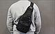 Тактическая - штурмовая универсальная сумка на 6-7 литров с системой M.O.L.L.E (095), фото 4