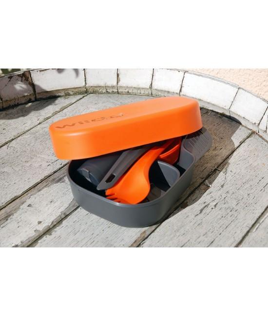 Набор Посуды Wildo Camp-A-Box Duo Complete Orange 6557