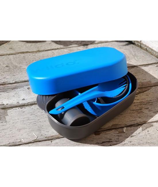 Набор Посуды Wildo Camp-A-Box Complete Light Blue 12633