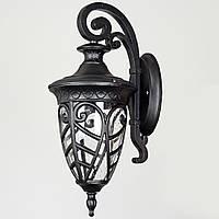 Светильник настенный садово-парковый KX-4105 BK H470*W230 E27