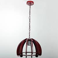 Светильник на цепи в стиле Лофт SU-A3067/1P RD 330*330*830