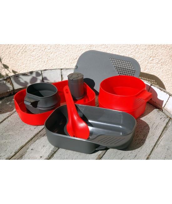 Набор Посуды Wildo Camp-A-Box Complete Red 10268