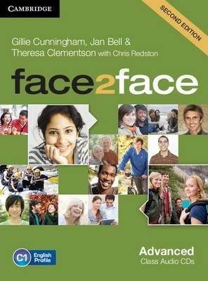 Face2face 2nd Edition Advanced Class Audio CDs, фото 2