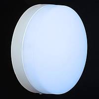 Светильник  светодиодный накладной потолочный круглый 24W 6000K