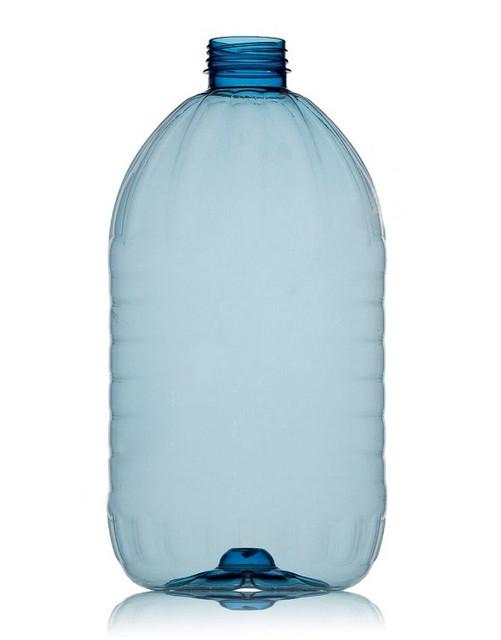ПЕТ Пляшки під кришку 48 мм