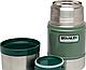 Термос для обедов STANLEY зеленый 0,5 l Classic ST-10-00811-010, фото 4