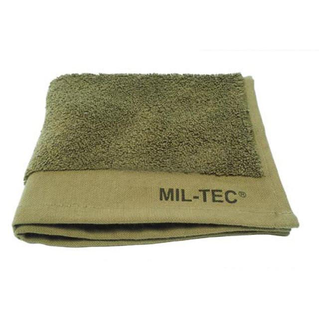 Полотенце Mil-Tec Армейское110*50 cm., 100% Cotton 16011001