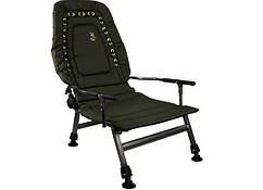 Карповое кресло Elektrostatyk с подлокотниками (нагрузка до 120 кг) (FK2)