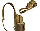 Тактическая, штурмовая, военная, универсальная, городская сумка на 5-6 литров с системой M.O.L.L.E coyote (s4), фото 2