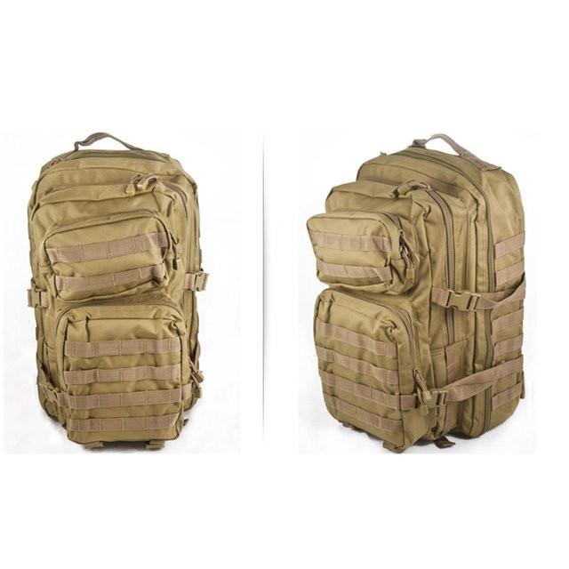 Штурмовой (тактический) рюкзак ASSAULT S Mil-Tec by Sturm Coyote 36 л. 14002205