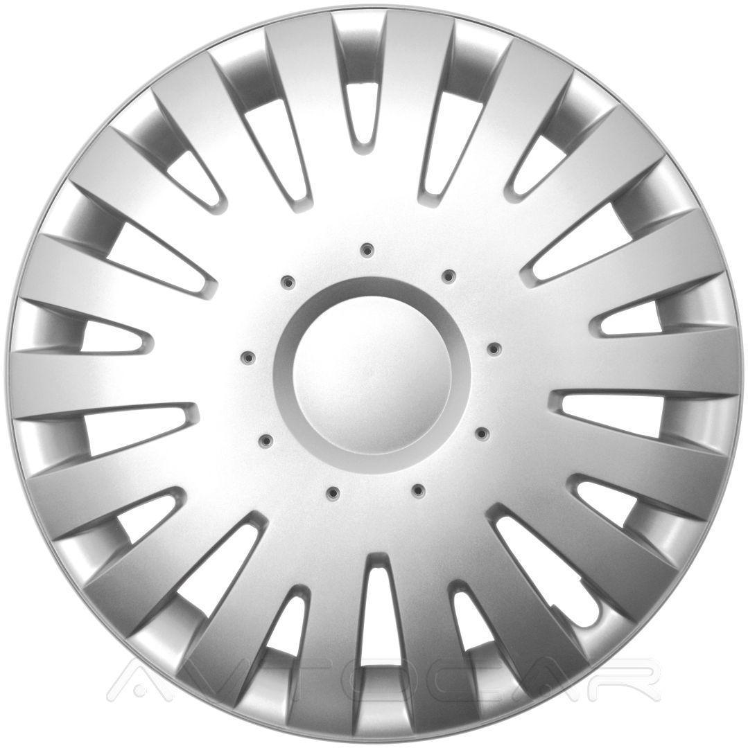 Колпаки колесные MALACHIT радиус R15 4шт Olszewski