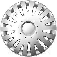 Колпаки колесные MALACHIT радиус R15 4шт Olszewski, фото 1