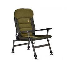 Коропове крісло Elektrostatyk з підлокітниками - посилене (навантаження до 150 кг) (FK6)