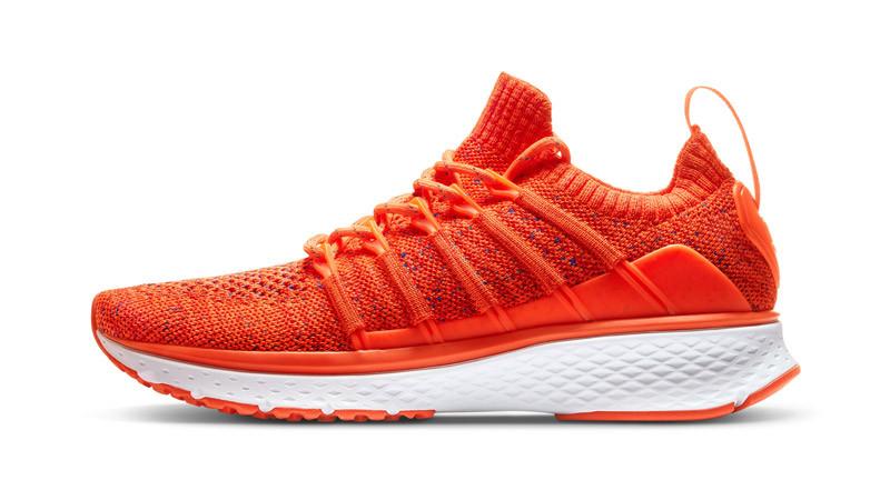 Кроссовки Xiaomi Mijia Shoes 2 Orange Оранжевые