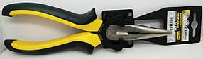 Длинногубцы комбинированные, шлифованные 180 мм - Сталь (арт. 41060)