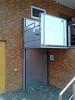 Вертикальні ліфти, підіймачі для інвалідів. Вертикальные лифты, подъемники для инвалидов