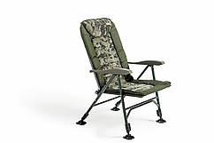 Кресло карповое Mivardi CamoCODE Quattro