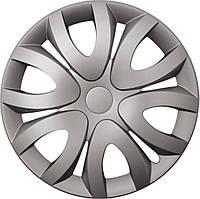 Колпаки колесные MIKA радиус R16 4шт Olszewski Графитовый