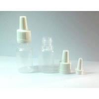Бутылочка пластиковая емкость 10 мл ,  1 шт/100 шт/1000 шт