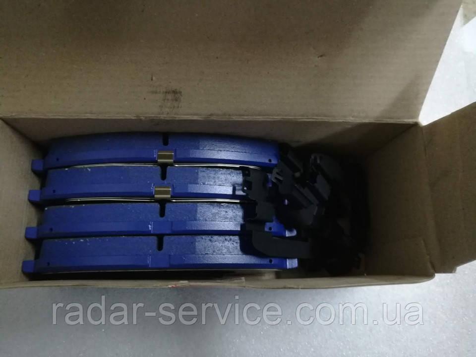Колодки тормозные передние киа Соренто 4 R17, KIA Sorento 2015-18 UM, 58101c5a70