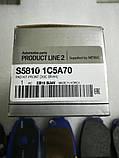 Колодки тормозные передние киа Соренто 4 R17, KIA Sorento 2015-18 UM, s58101c5a70, фото 3