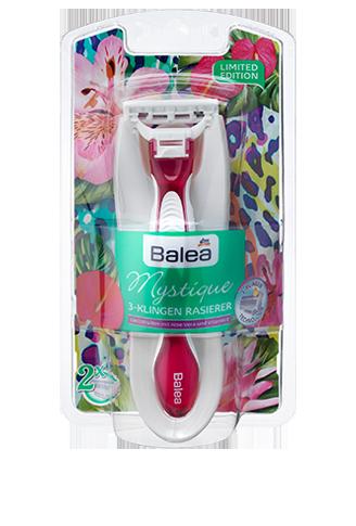 Женский станок для бритья Balea Mystique 3 - Klingen