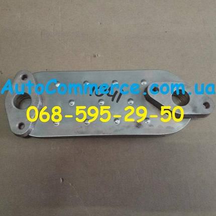 Радиатор масляный теплообменник FAW 1031(3,2),1041,1047,1051 Фав, фото 2