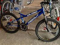 Горный одноподвесный велосипед Azimut Hiland D 26''(2015)